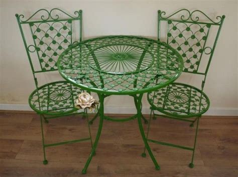 Paint For Wrought Iron Garden Furniture best 20 wrought iron chairs ideas on iron