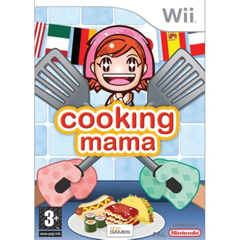 cooking wii