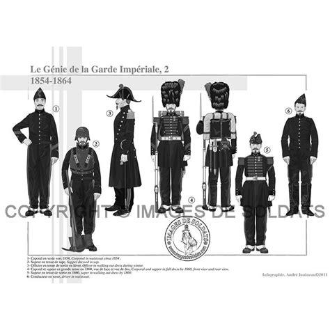 le g 233 nie de la garde imp 233 riale 1854 1864
