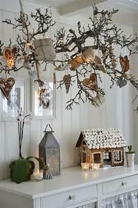 Weihnachtsdeko Ideen 2017 : weihnachtsschmuck im skandinavischen stil 46 ideen wie sie das zuhause zu weihnachten dekorieren ~ Markanthonyermac.com Haus und Dekorationen