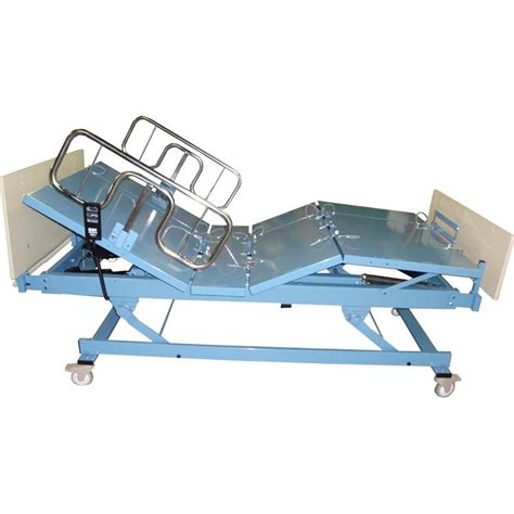 medline pride electric bariatric bed hospital bed