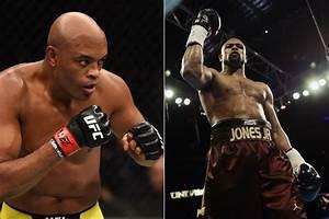 Anderson Silva eyeing Roy Jones Jr bout on McGregor v ...