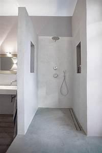 Beton Cire Verarbeitung : beton cir naturhaus eug ne anny ~ Markanthonyermac.com Haus und Dekorationen