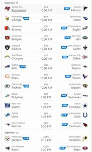 Bing Predicts first week NFL results are in - MSPoweruser