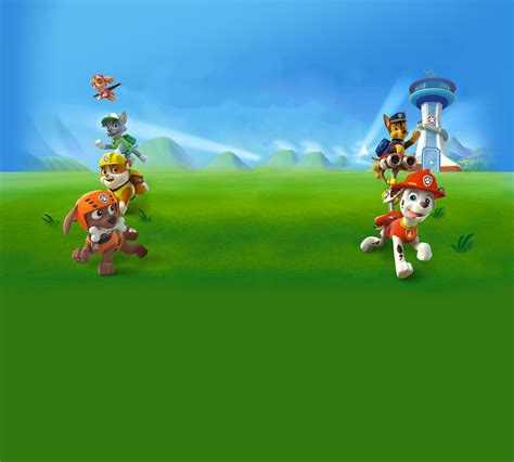 The Home Page Redo Test Page  Paw Patrol Fanon Wiki