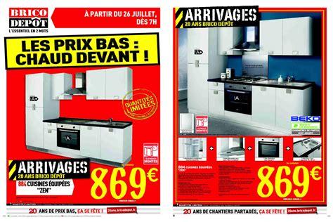 catalogue brico depot cuisine equipee ete 2013 page 1