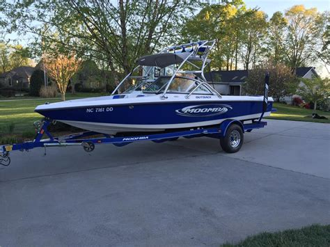 Moomba Boats For Sale In North Carolina by 2006 Moomba Outback For Sale In Hickory North Carolina