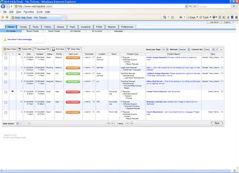 image gallery help desk software screenshots