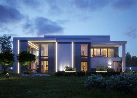Contemporary Homes Exterior  Design Ideas