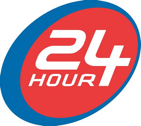 24 Hour Fitness  Logos, Brands And Logotypes