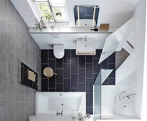 Boden Für Badezimmer : minibad ideen zum einrichten und gestalten sch ner wohnen ~ Markanthonyermac.com Haus und Dekorationen