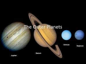 Characteristics of the Outer Planets (page 4) - Pics about ...