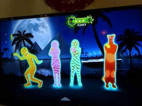 Madness Night Boat To Cairo Just Dance by Just Dance 3 Night Boat To Cairo Youtube