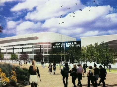 Venuesnow  Naming Rights Sioux Falls Events Center