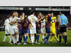 Barcelona and Real Madrid kept apart in Champions League