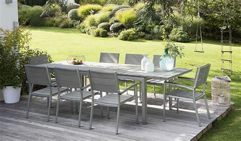 quel salon de jardin choisir jardinerie truffaut conseils salon de jardin canap 233 table