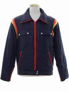 1970's Vintage Ski Daddle Jacket: 70s -Ski Daddle- Mens ...