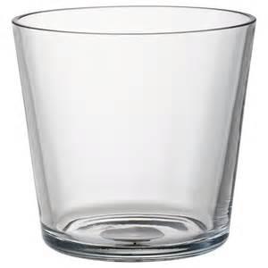 v 196 gtorn plant pot clear glass 12 cm ikea