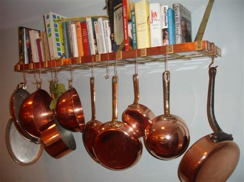 hanging pot rack how do you hang pots and pans on the kitchen wall with pegs new