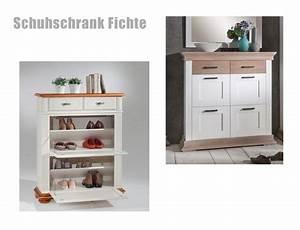 Schuhschrank Fichte Natur : besonderer schuhschrank aus fichte ~ Markanthonyermac.com Haus und Dekorationen