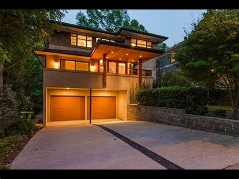 million dollar modern homes atlanta 445 harold ave
