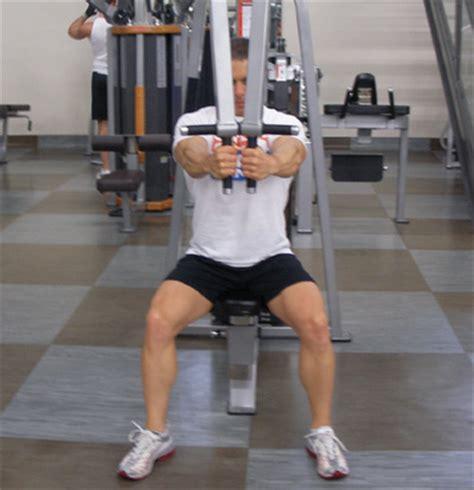 chest workout pec deck most popular workout programs