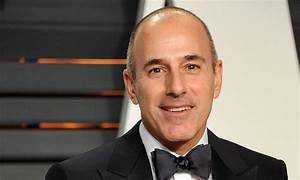 Matt Lauer sacked by NBC over 'inappropriate sexual behaviour'