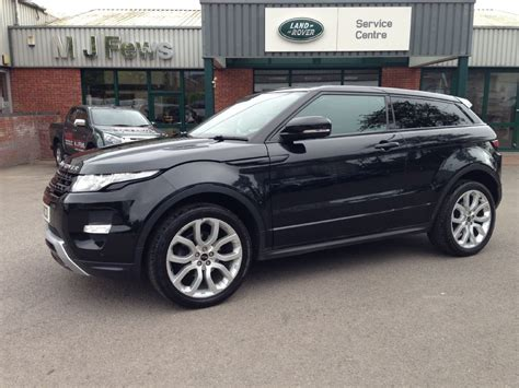used land rover range rover evoque sd4 dynamic for sale in gloucestershire