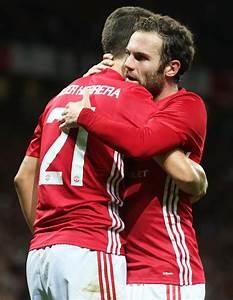 Man United News: Juan Mata reveals Ander Herrera anger ...
