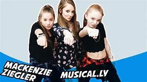 NEW Mackenzie Ziegler Musical.ly Compilation 2016 ...