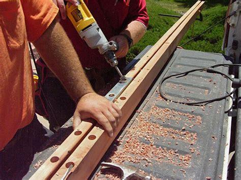 how to build custom deck railings how tos diy