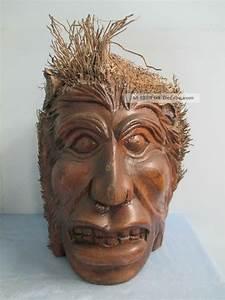 Möbel Aus Afrika : afrika tiki kopf maske schmuck m bel asiatika bali wandschmuck masken 42012 47 ~ Markanthonyermac.com Haus und Dekorationen