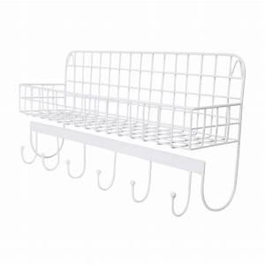 Einzelbett Metall Weiß : metall wandregal wei von kidsdepot kaufen bei little roomers ~ Markanthonyermac.com Haus und Dekorationen