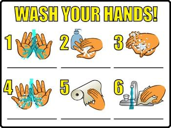 Wash Wash Wash Your Hands Song To Row Row Row Your Boat Lyrics by Washing Hands Poster By Mspowerpoint Teachers Pay Teachers