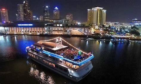 Yacht Rock Boat Cruise by Yacht Starship In Ta Fl Groupon