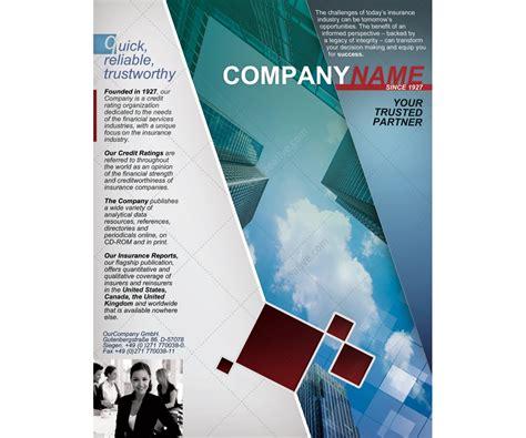 Fresh Corporate Flyer Template