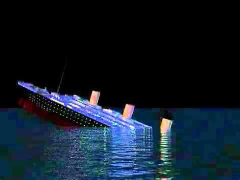rms titanic sinking real time how to save money and do