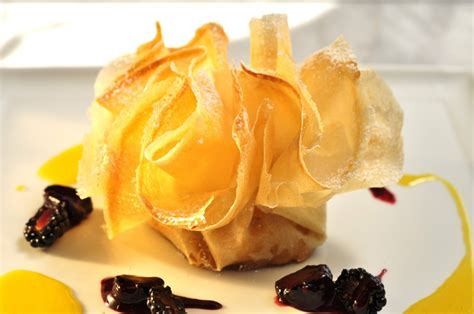 feuille de brick pastry pastry chef author eddy damme