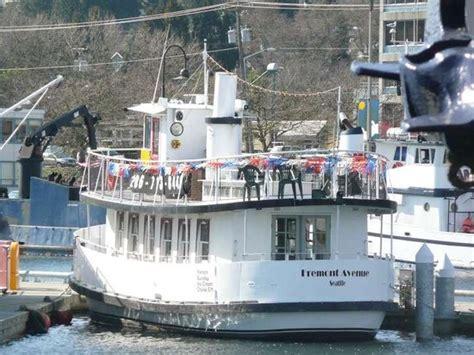 Romantic Houseboat Rental Seattle Washington by Seattle Ferry Service Day Tours Wa Address Phone