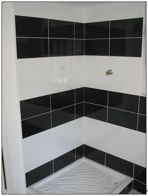 beno 238 t carrelage salle de bain noir et blanc