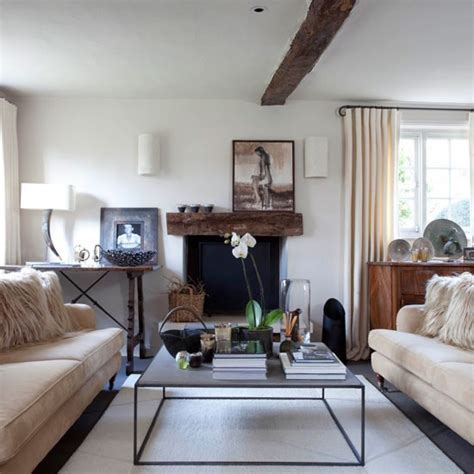 modern country living room cosy living room design ideas