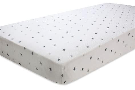 drap housse mousseline pour lit b 233 b 233 aden et anais