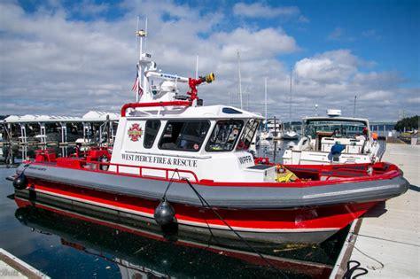 Vancouver Fire Boat 3 by West Pierce Wa Fireboat