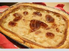 Creamy simple baked rice pudding What Cat Cooked