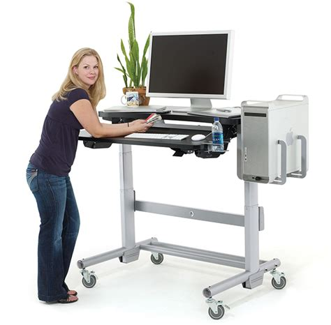 The Truth About Standing Desks (it's Not What You Think. L Table. Trendy Reception Desk. Vintage Blue Desk. Wooden Storage Bench With Drawers. Lamp Tables For Living Room. Cheap Dressing Table. Desk With Hutches. Round Oak Table