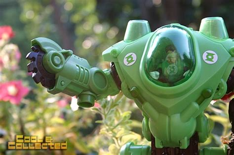 imaginext green lantern robot heroes st pats on the shelf and toys