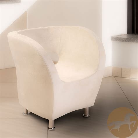 christopher home modern white accent chair decobizz