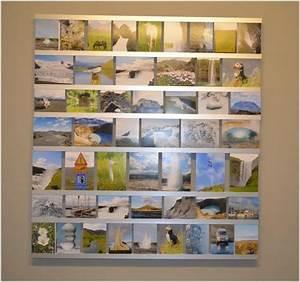 Bilderwand Gestalten Ohne Rahmen : ideen verkaufen flexible bilderwand ~ Markanthonyermac.com Haus und Dekorationen