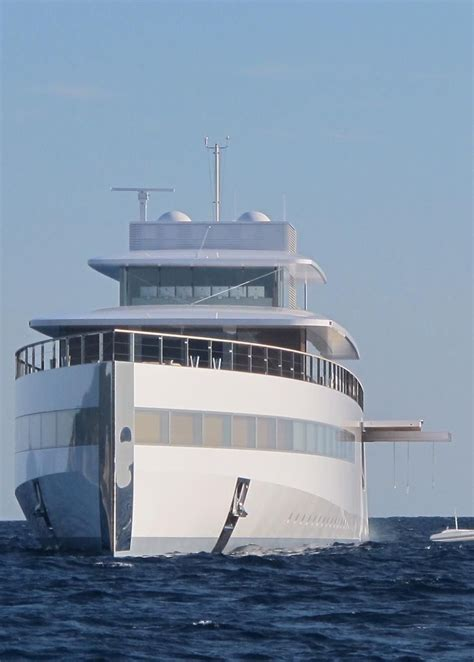 Steve Jobs Boat by See The First Photos Of Steve Jobs Superyacht Venus Post