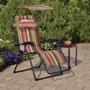 mainstays oversize bungee lounge chair with canopy and cup